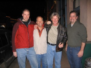 Philip, Brett, Gary, Marshall